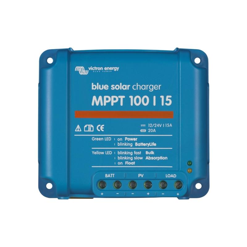 MPPT solárny regulátor Victron Energy 100/15
