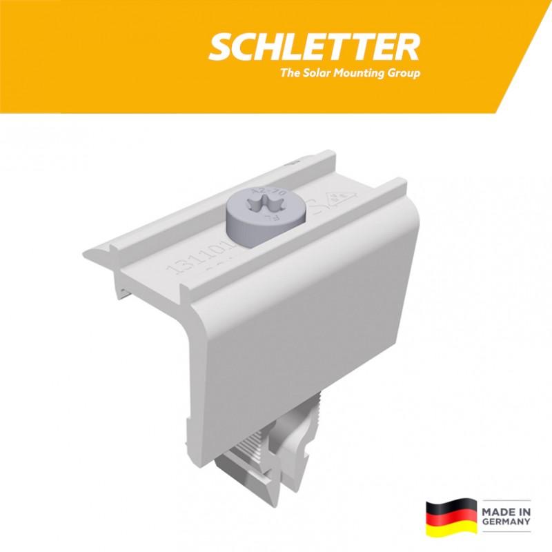 Koncový úchyt panela Schletter Rapid16 131101-001