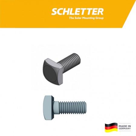 Štvorcová skrutka Schletter 943410-025 M10x25