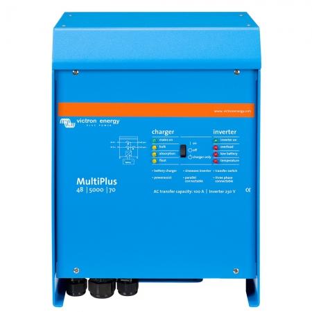 Menič/nabíjač Victron Energy MultiPlus 24V/5000VA/120A-100A