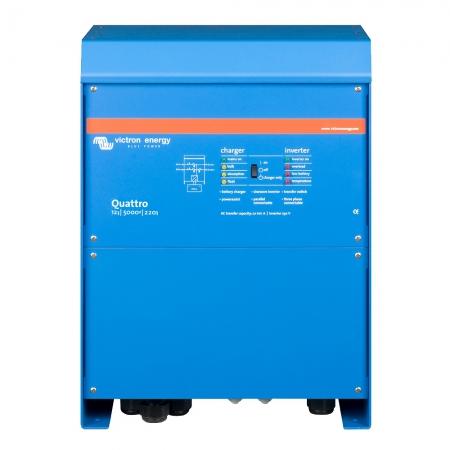 Menič/nabíjač Victron Energy Quattro 48V/5000VA/70A-100A/100A