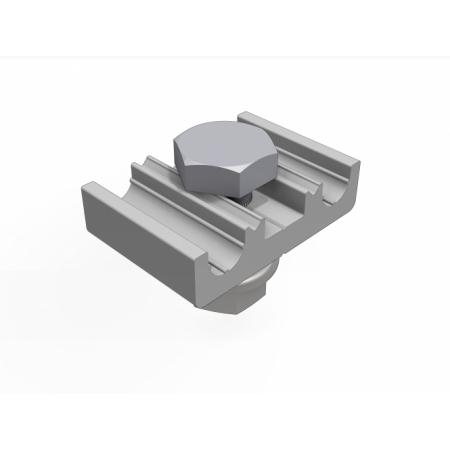 Bleskopoístka pre drôt 8mm Schletter 135003-000