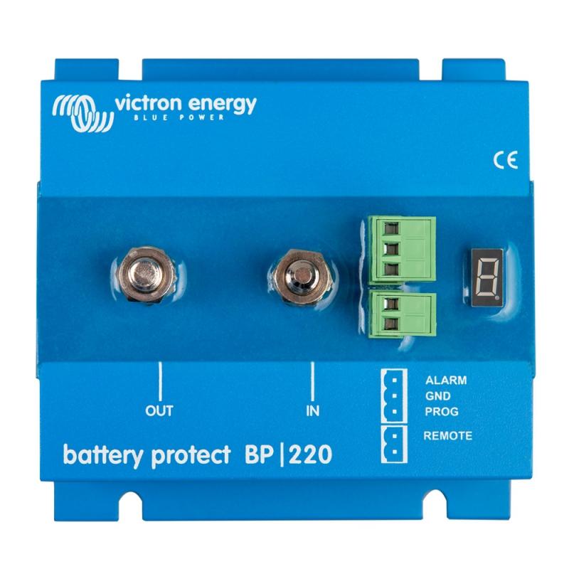 Ochrana batérií BP-220 12/24V