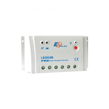 PWM solárny regulátor EPsolar 20A 12 / 24V séria LS