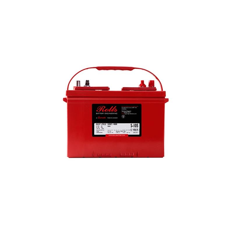 Batéria Rolls série 4500 S6-L16EX(S500EX) blok 6V 371Ah