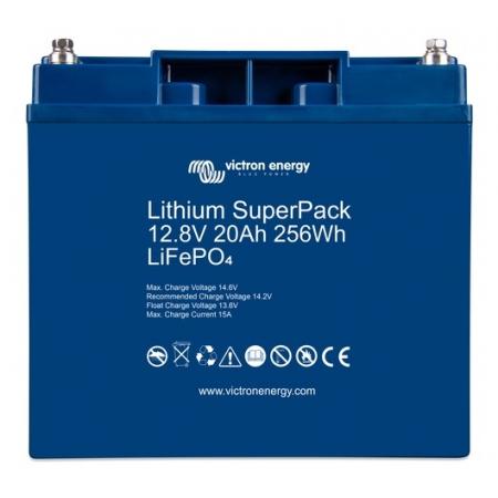 Victron Energy LiFePO batéria 12,8V/20Ah Lithium SuperPack