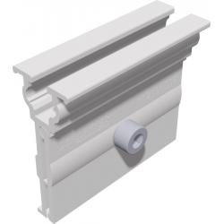 Nosná konštrukcia Schletter pre šikmú falcovanú strechu PRIAME uchytenie