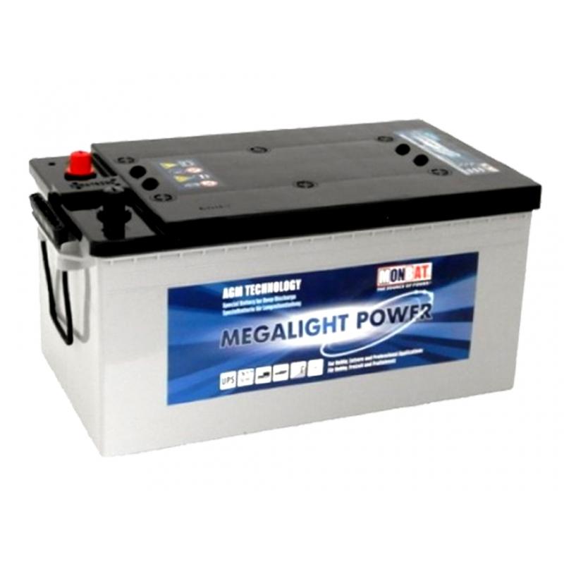 batéria Victron Energy AGM Super Cycle 25Ah