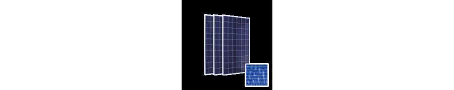 Fotovoltické panely - Polykryštál 340Wp, Monokryštál 440Wp