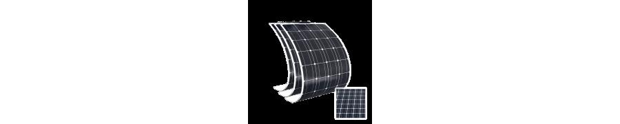 Flexibilné fotovoltické panely - za nízke ceny
