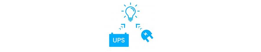 meniče napätia s UPS