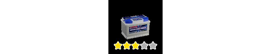 trakčné batérie AGM